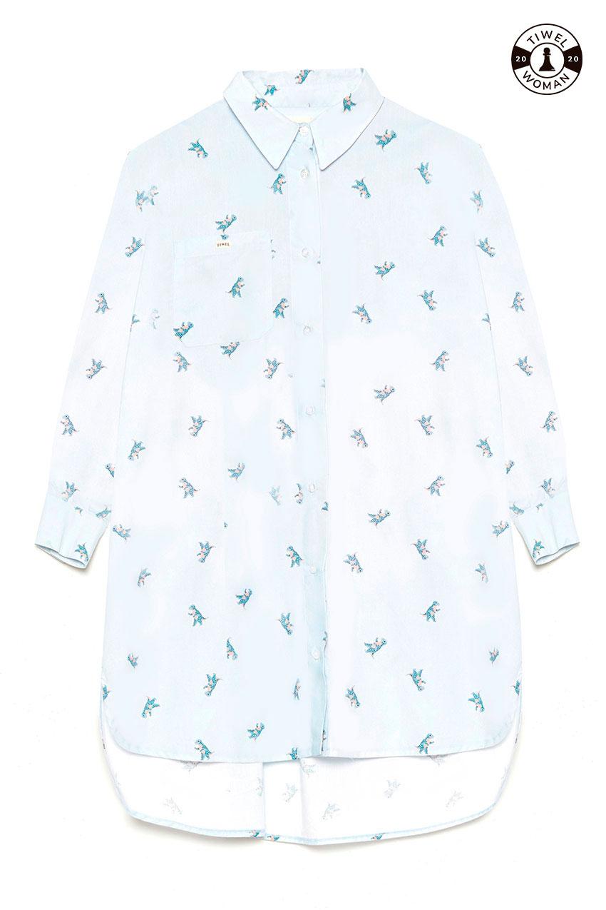 Camisa Illoa Illusion Blue 01c