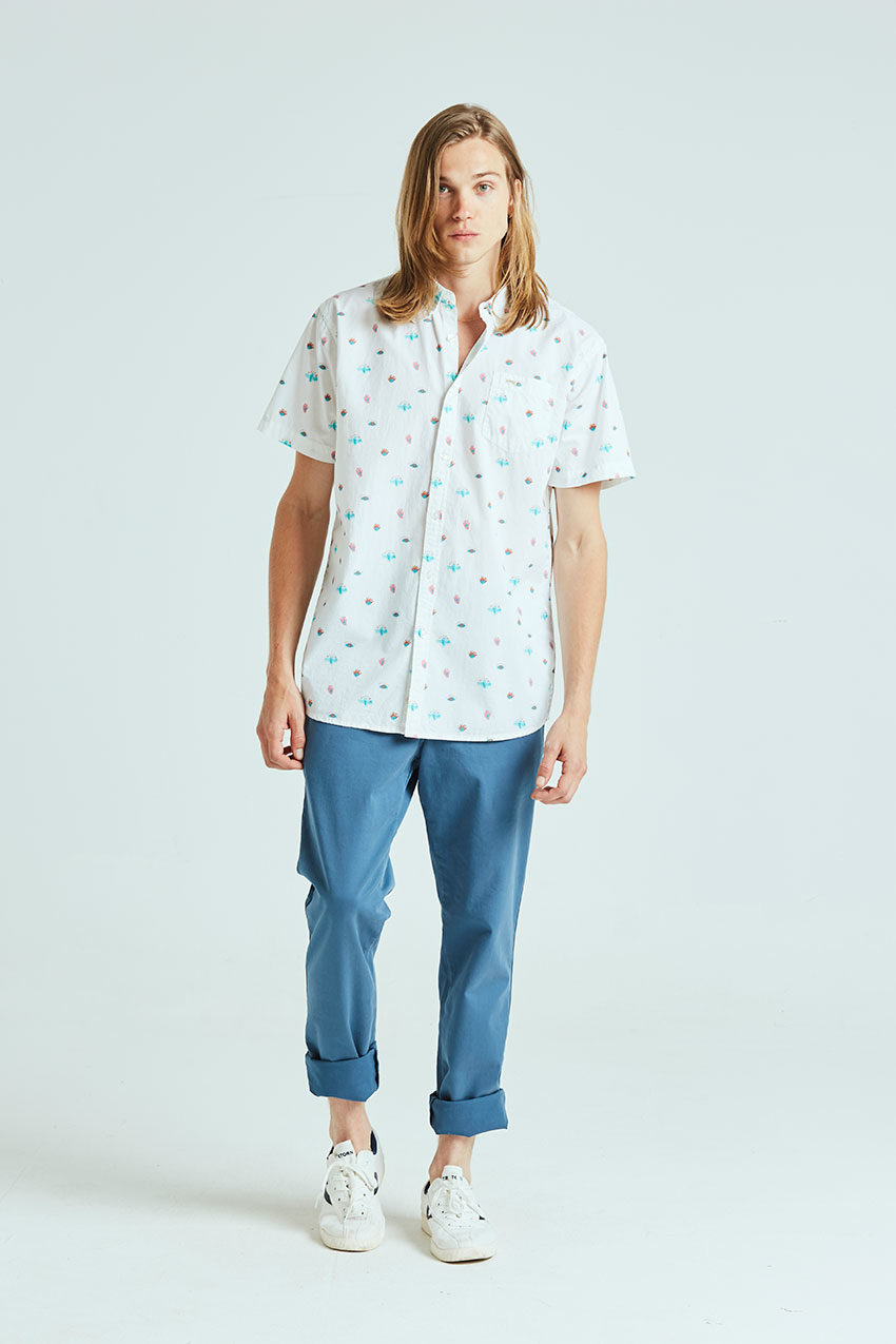 Camisa Illusion Tiwel snow white 01