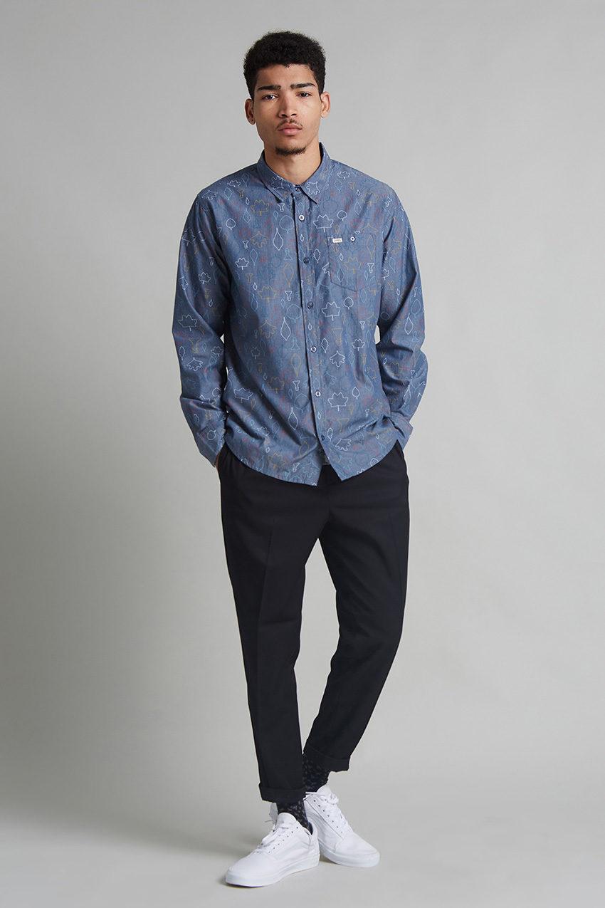 Camisa Leavedraw 01