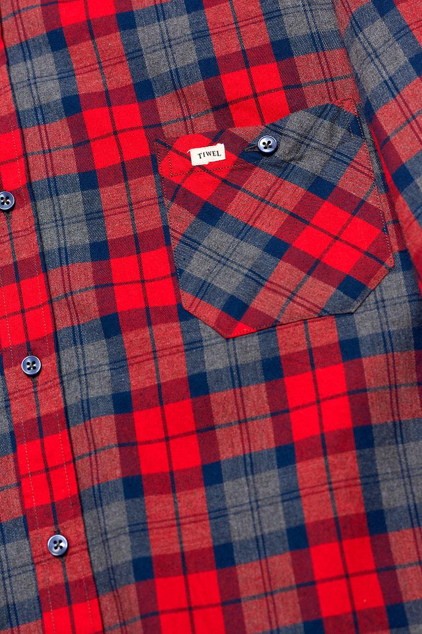 Camisa Maine 03