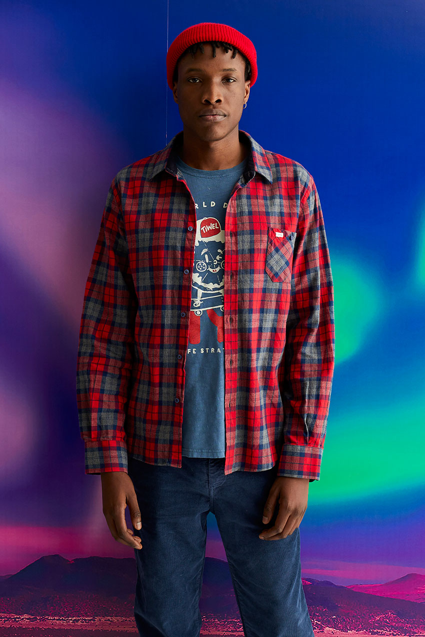 Camisa Maine 04