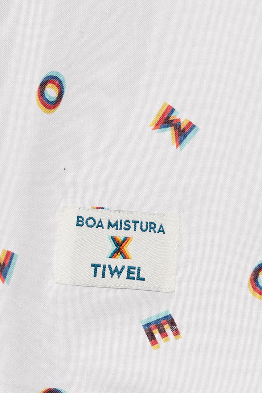 Camisa Movimiento Boa Mistura Bright White 03