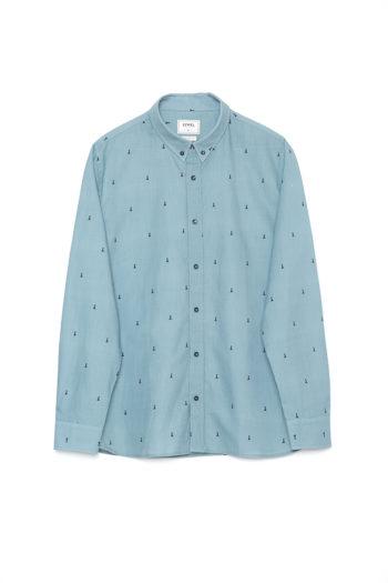Camisa Peon Aquarian Green