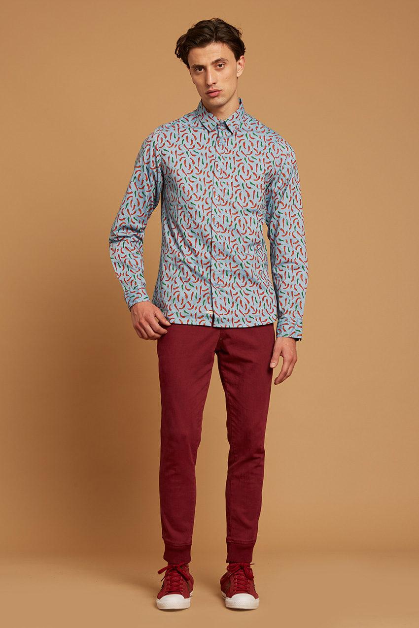 Camisa Pepper 1