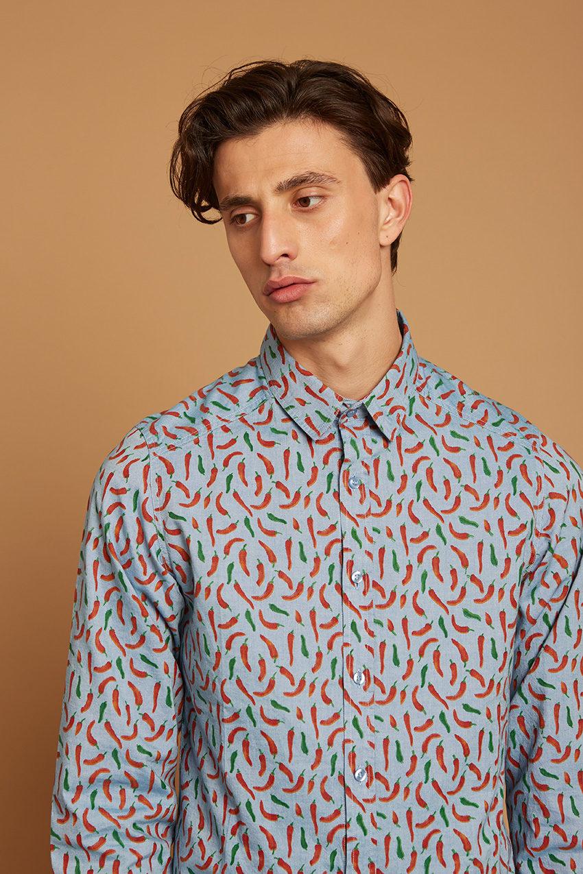 Camisa Pepper 2