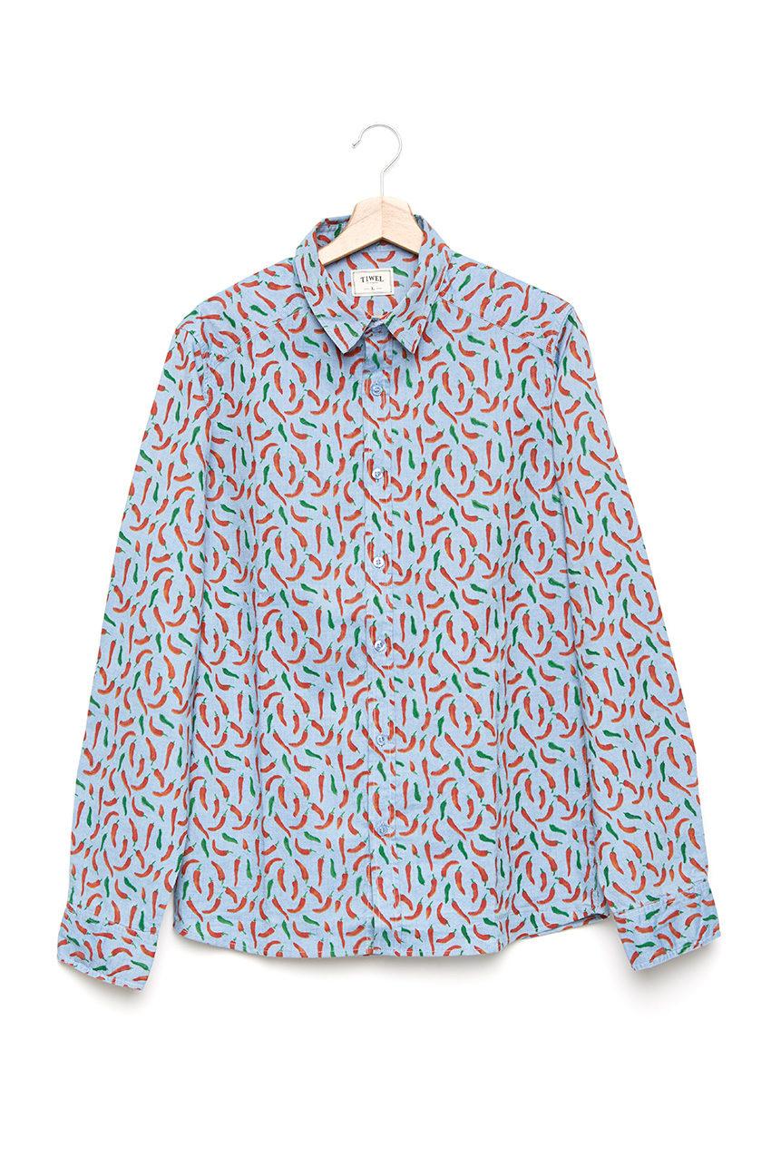 Camisa Pepper Vapor Blue