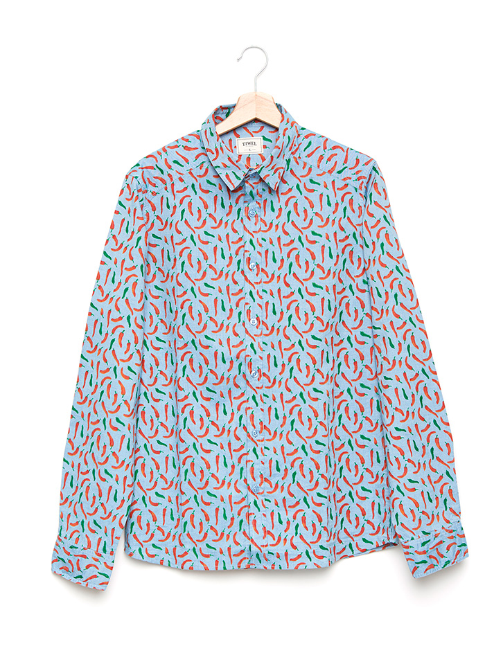 Camisa Pepper tiwel
