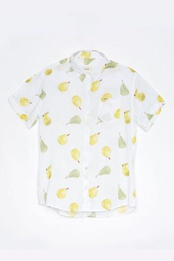 Camisa Peras Tiwel off white