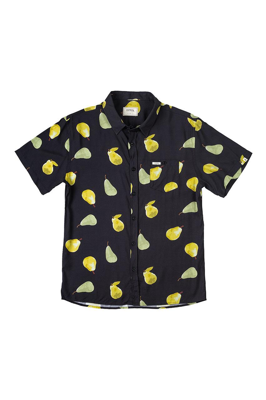 Camisa Peras Tiwel pirate black 01