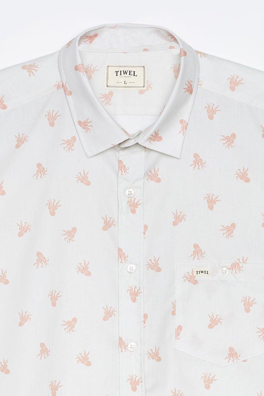 Camisa Pulp Tiwel off white 04