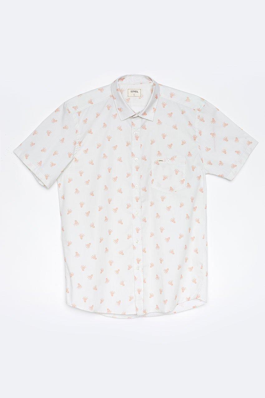 Camisa Pulp Tiwel off white