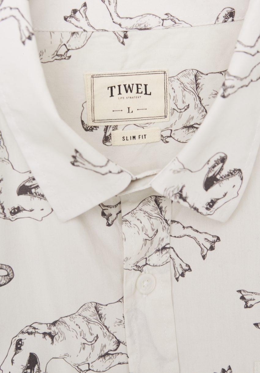 Camisa Raptor Tiwel Snow White 08