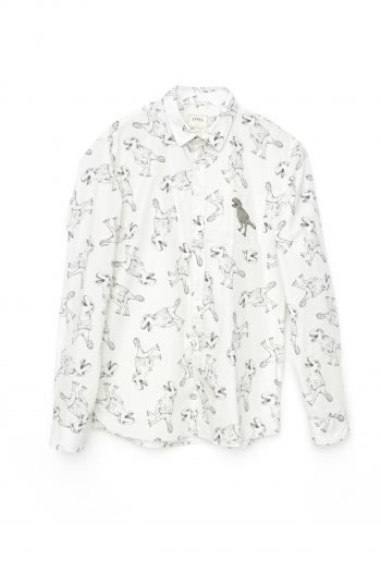 Camisa Raptor Tiwel Snow White