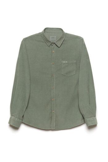 Roy Shirt Khaki 01