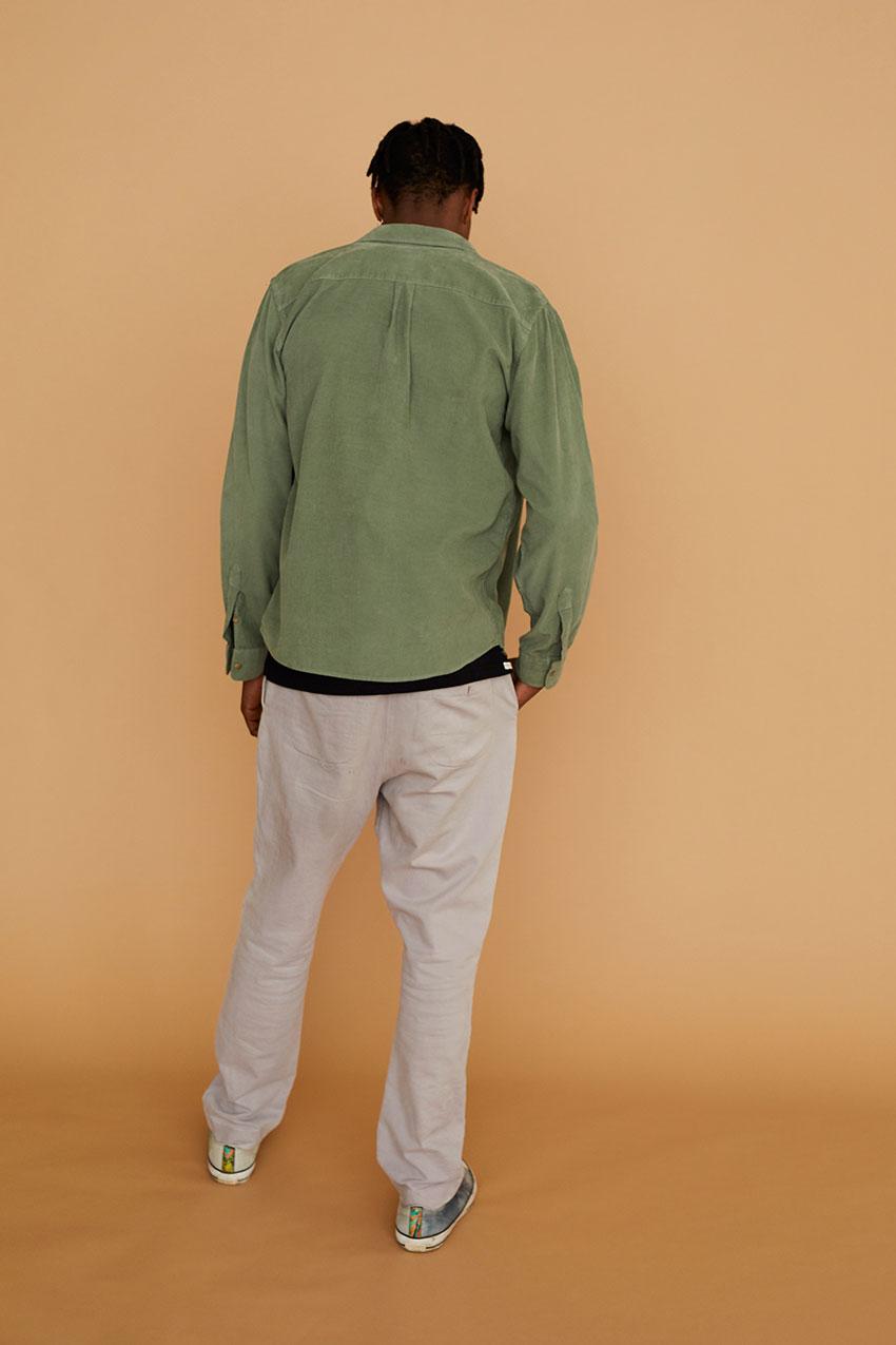 Camisa Roy Khaki 06
