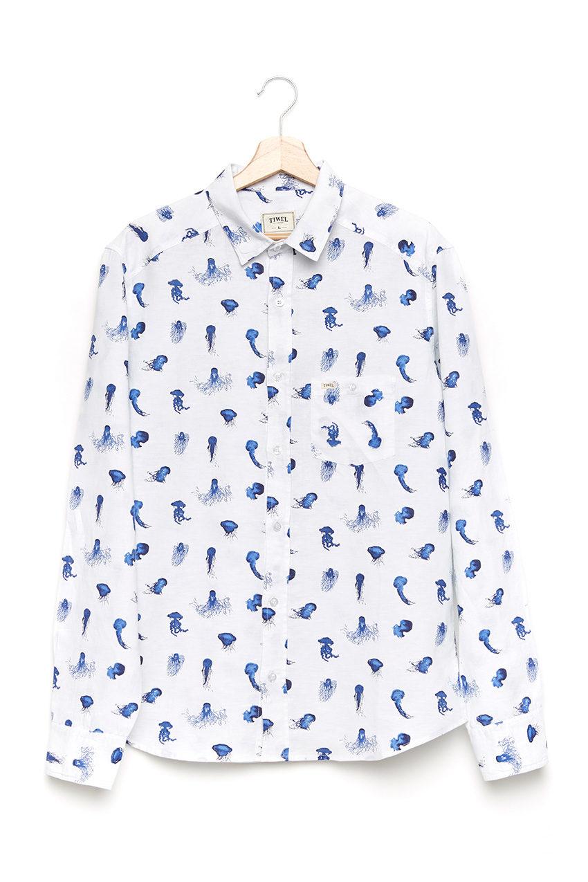 Camisa Scifo White