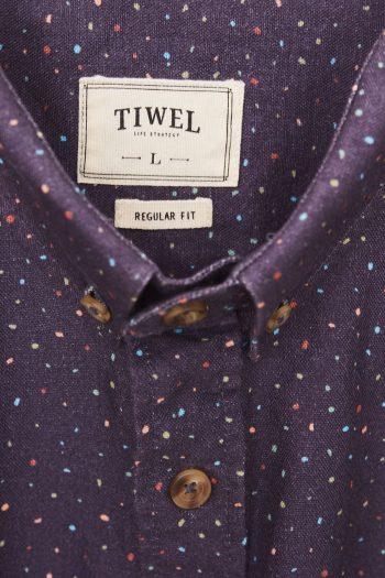 Camisa Spark Tiwel Dark Graphite 03