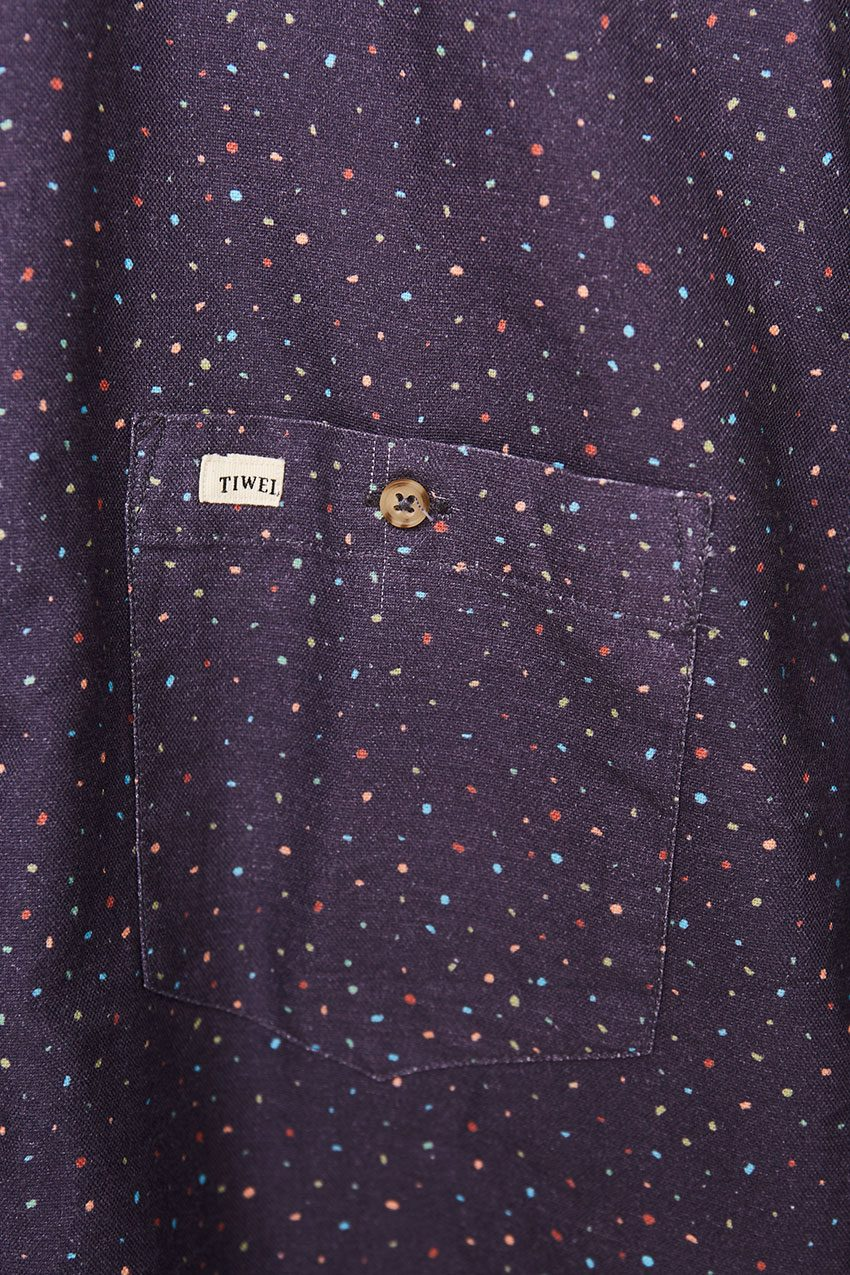 Camisa Spark Tiwel Dark Graphite 04