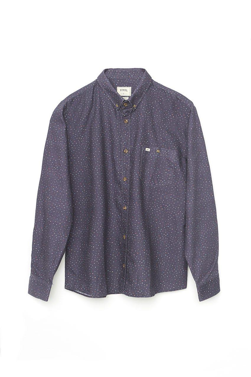 Camisa Spark Tiwel Dark Graphite