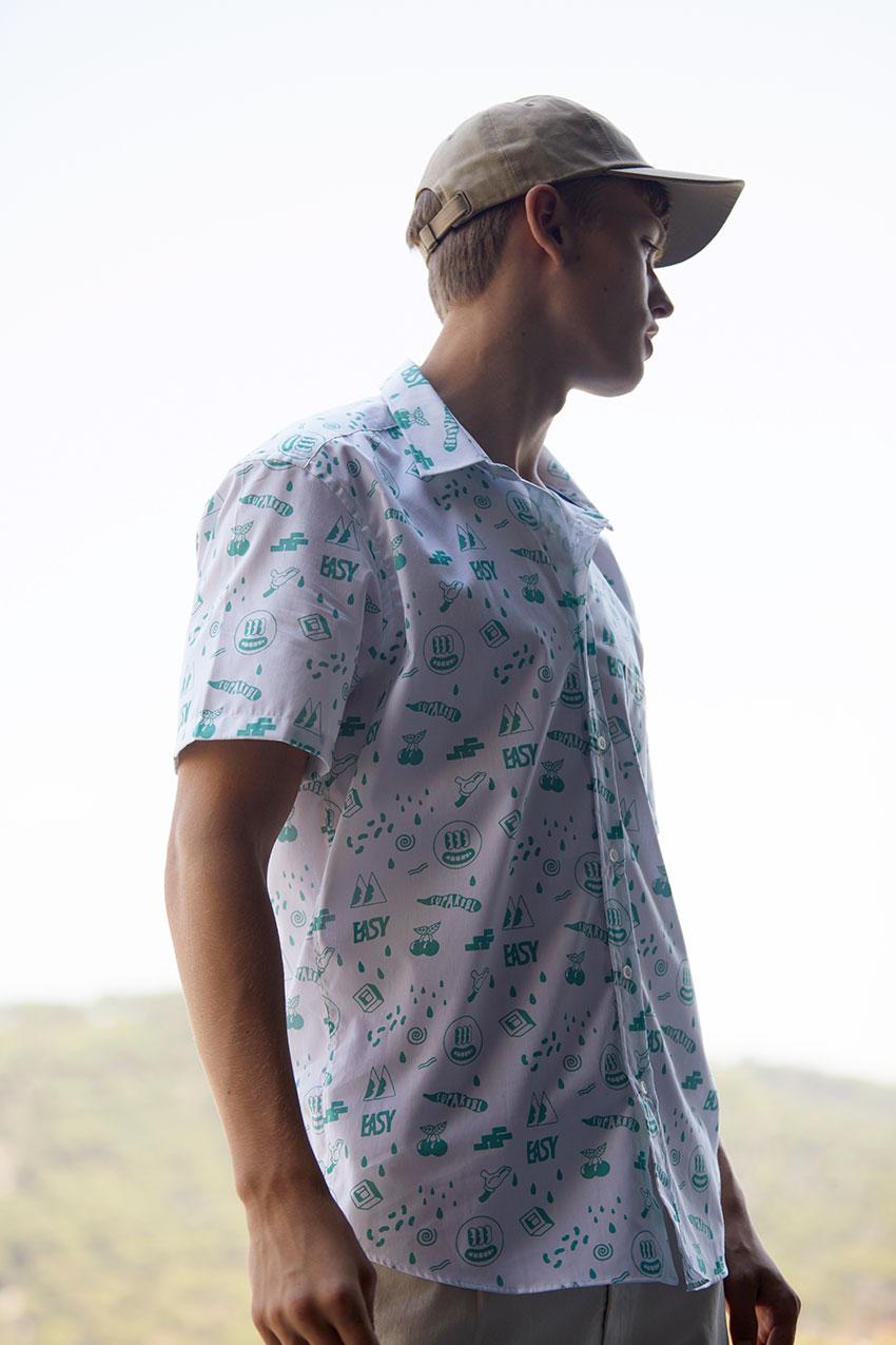 Camisa Teetee Tiwel Yeye Weller off white 05
