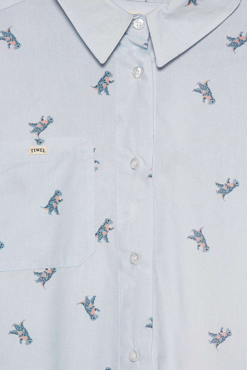 Camisa Trilla Illusion Blue 04