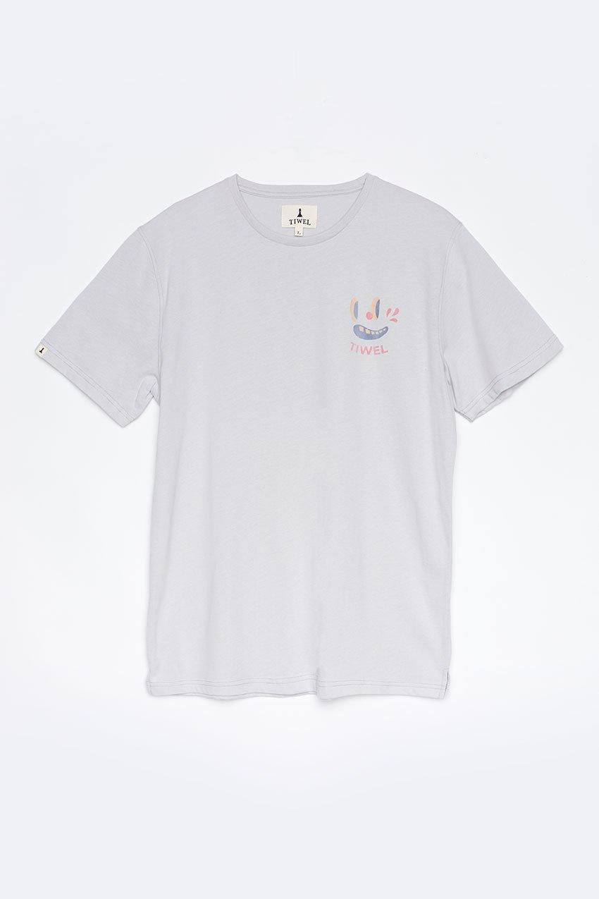 Camiseta Activ Tiwel lunar rock delantera