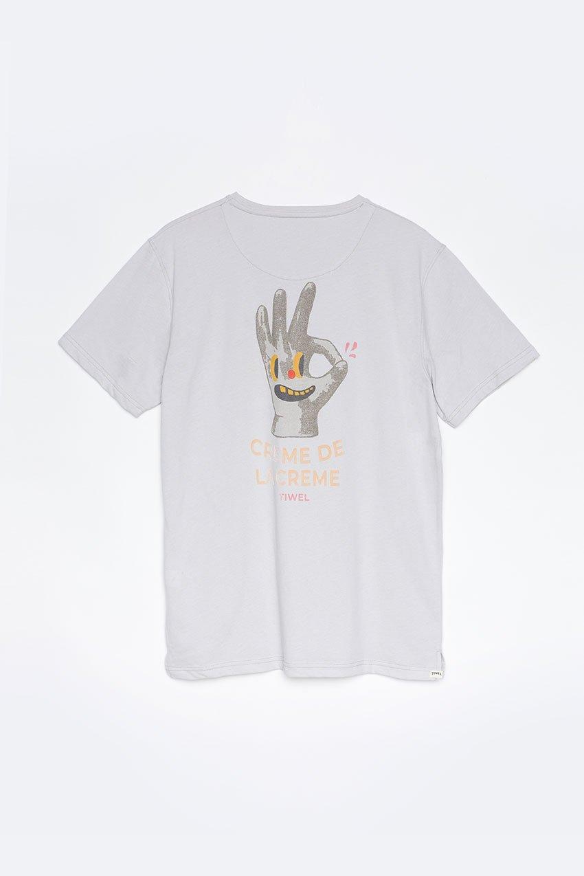 Camiseta Activ Tiwel lunar rock trasera