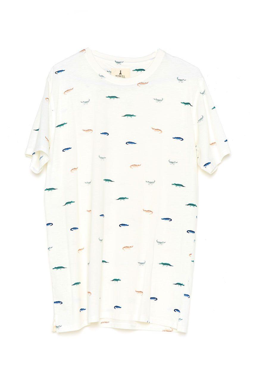 Allies Tshirt Tiwel off white