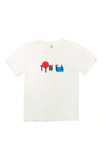Camiseta Bau Bright White 01