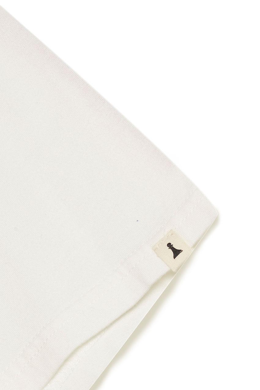 Camiseta Bau Bright White 03