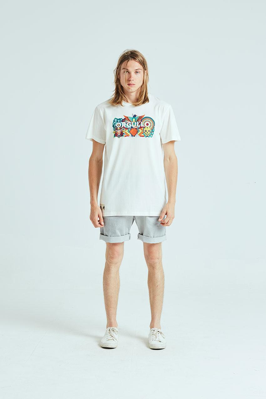 Camiseta Boa Orgullo Tiwel snow white 01