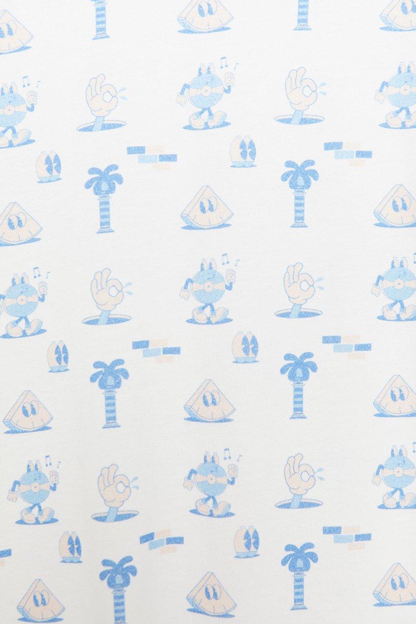Camiseta Cairo Tiwel Yeye Weller off white 02