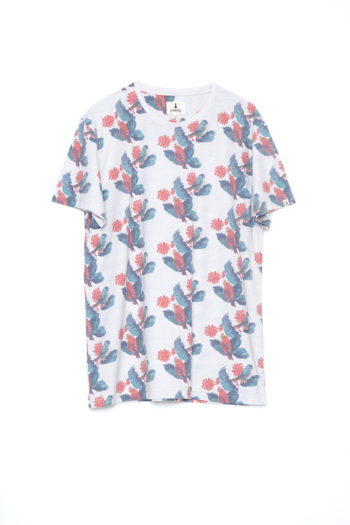 Camiseta-Campus-Snow-White-Melange
