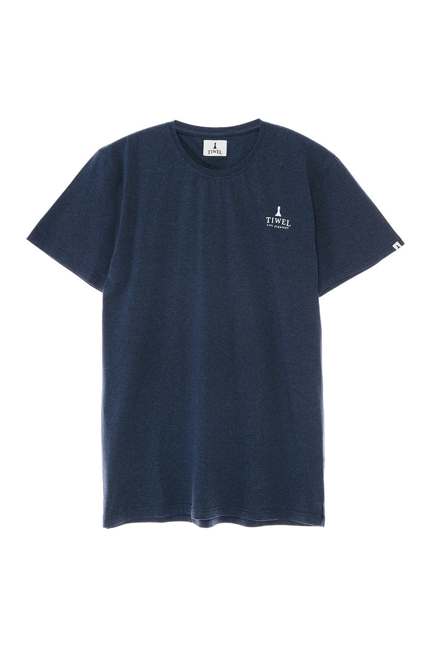 Camiseta-Closed-Dark-Navy-Delante
