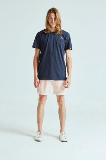 Camiseta Closed Tiwel dark navy melange 01