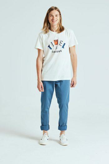 Camiseta Color Tiwel snow white 01