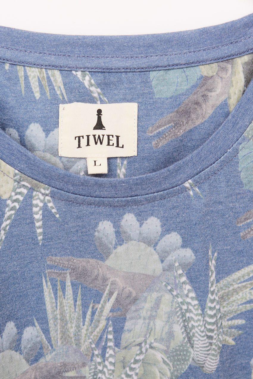 Ditroop Tshirt Tiwel Dark Graphite 06
