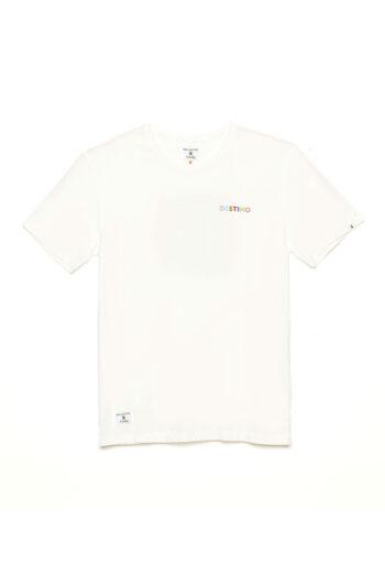 Camiseta Entur Boa Mistura Bright White 01