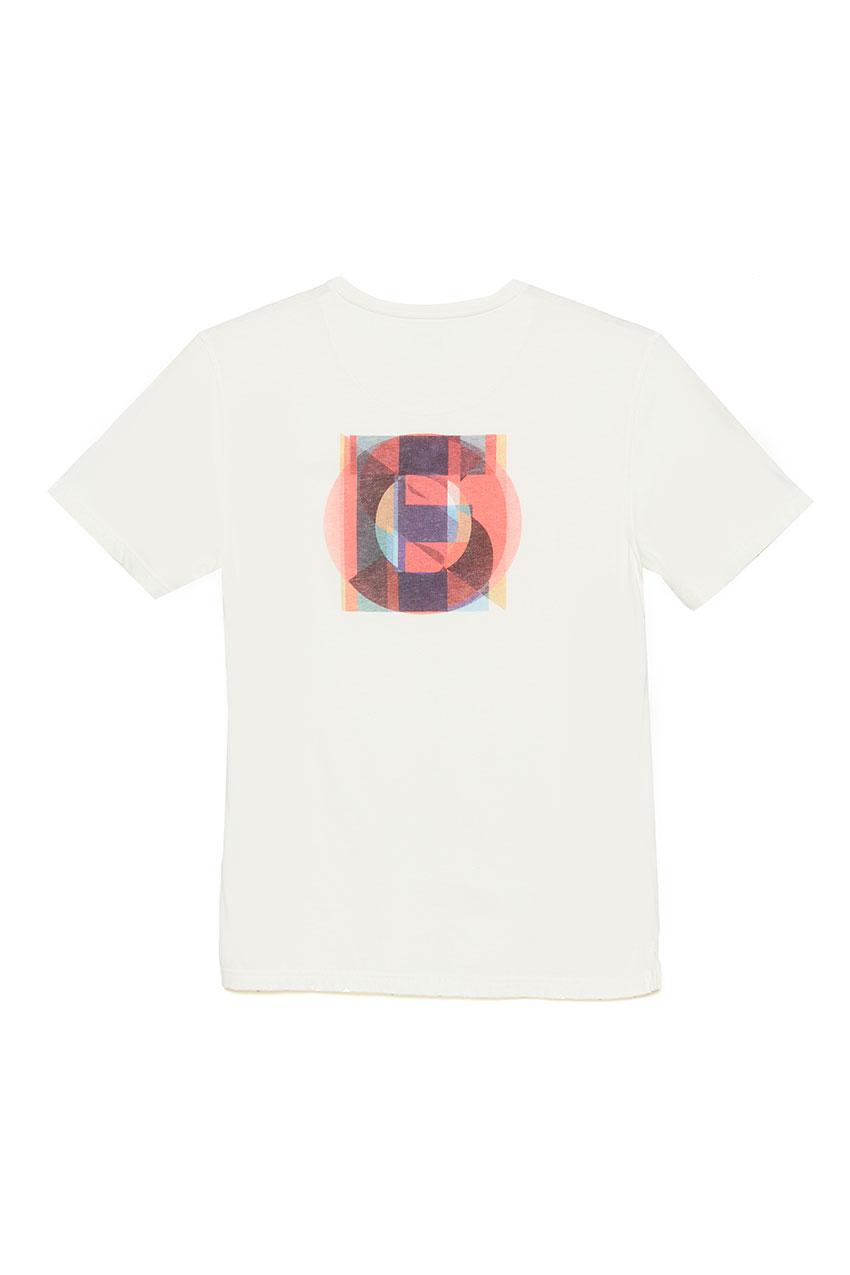 Camiseta Entur Boa Mistura Bright White 02
