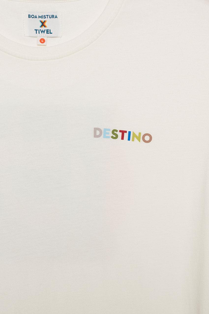 Camiseta Entur Boa Mistura Bright White 03