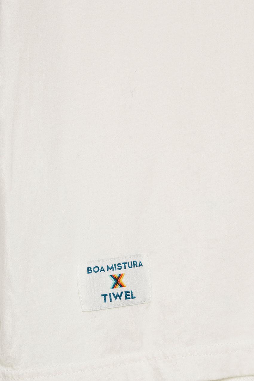 Camiseta Entur Boa Mistura Bright White 04