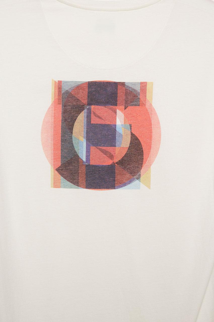 Camiseta Entur Boa Mistura Bright White 05