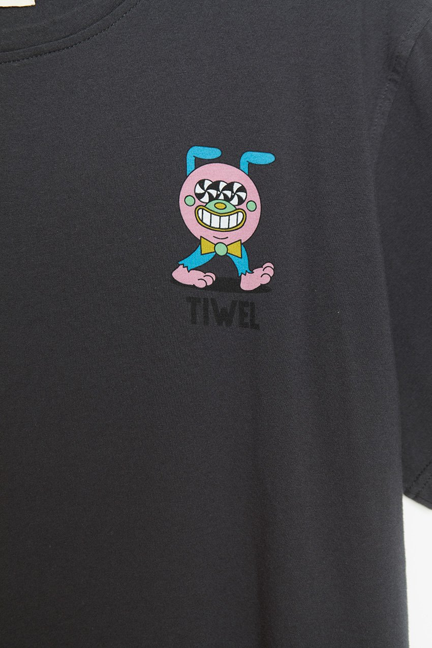 Camiseta Good Life Tiwel Yeye Weller pirate black 02