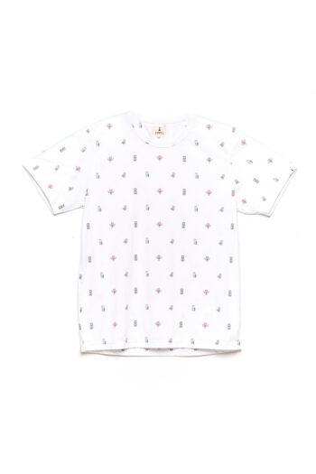 Hibou Tshirt Snow White 01