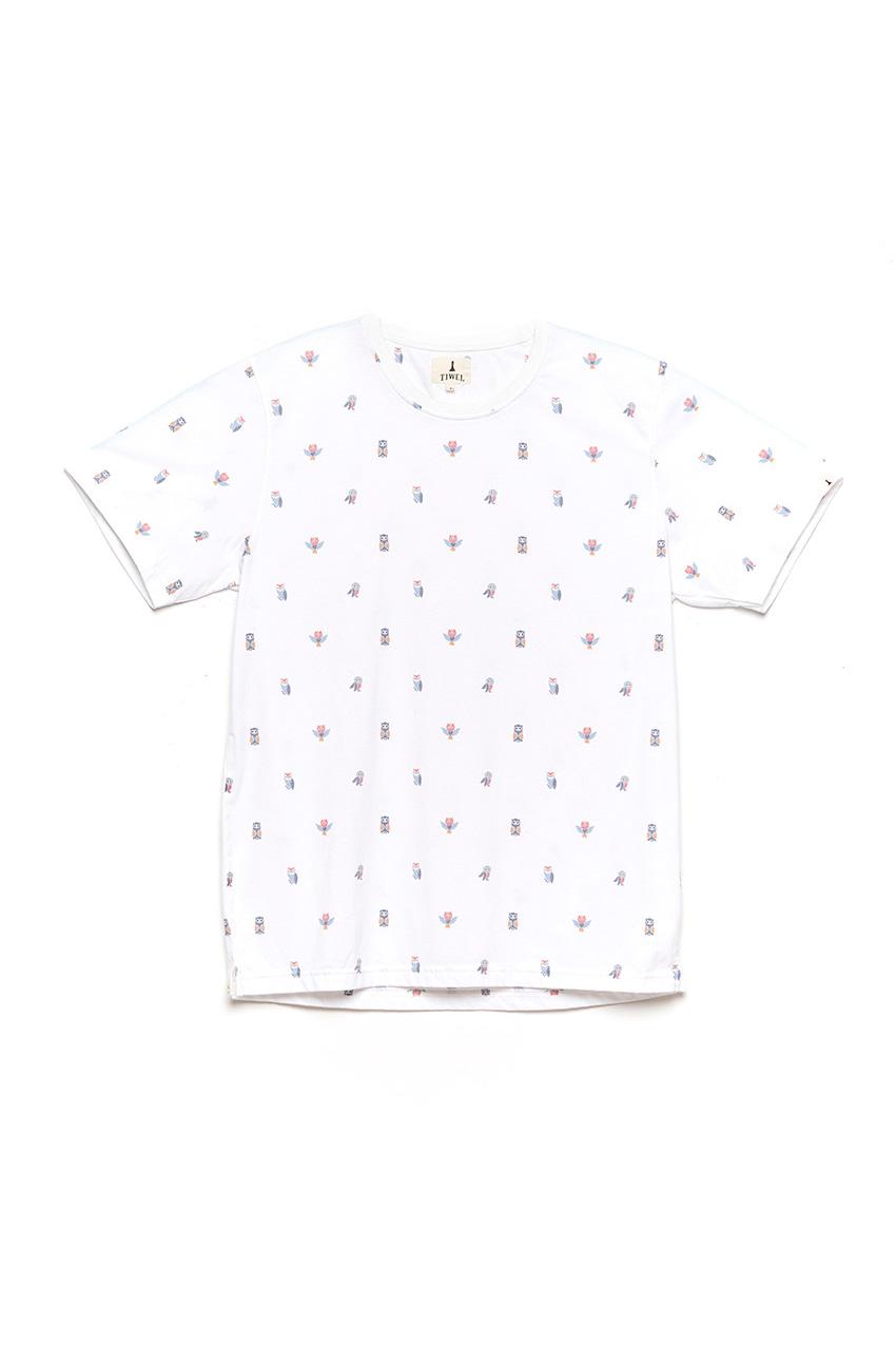 Camiseta Hibou Snow White 01