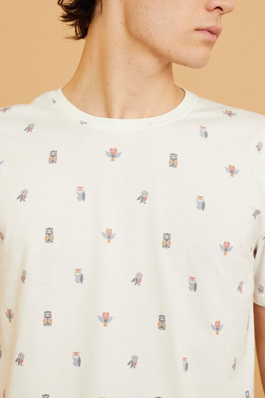 Camiseta Hibou Snow White 05