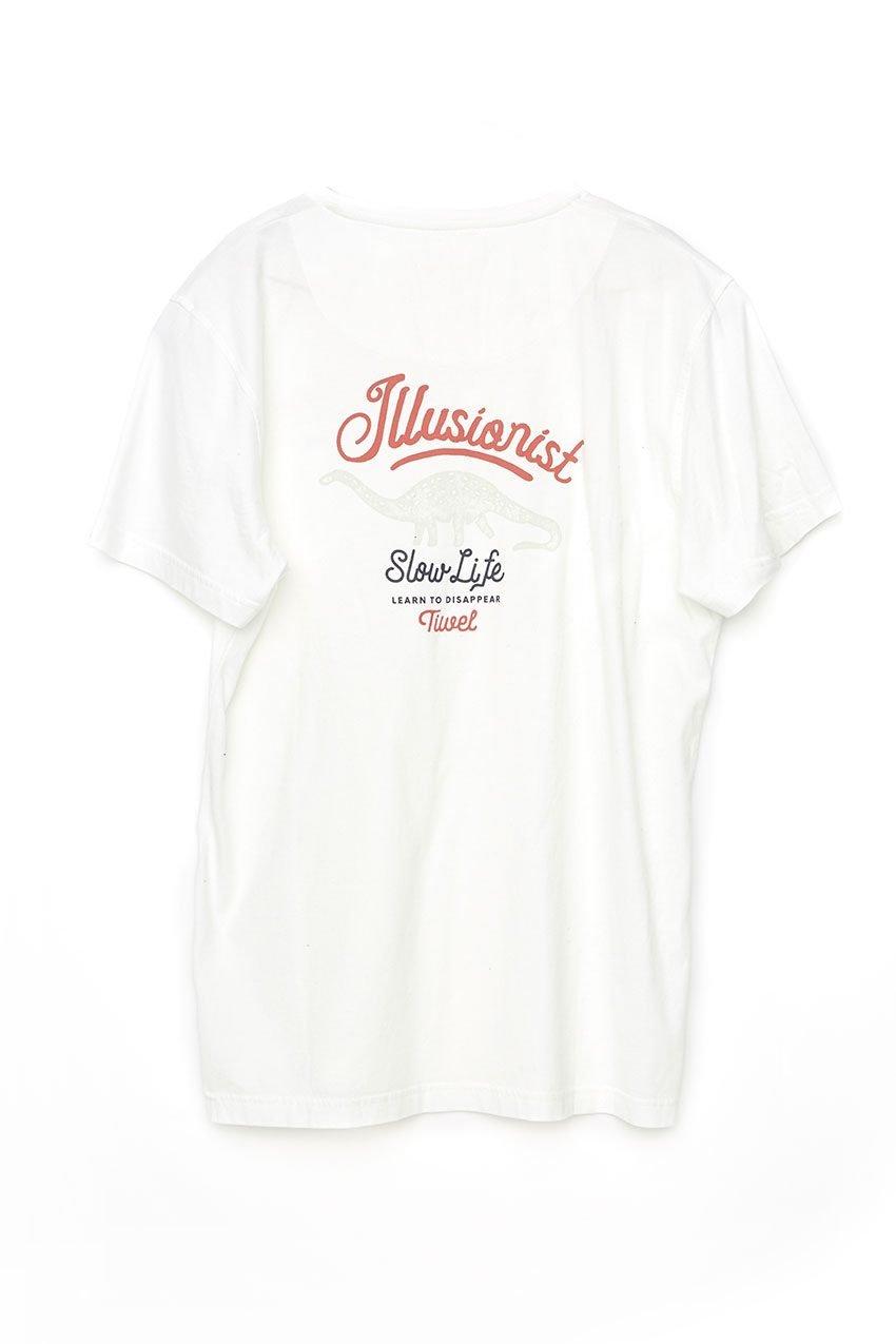 Camiseta-Illusionist-Tiwel-Snow-White-trasera