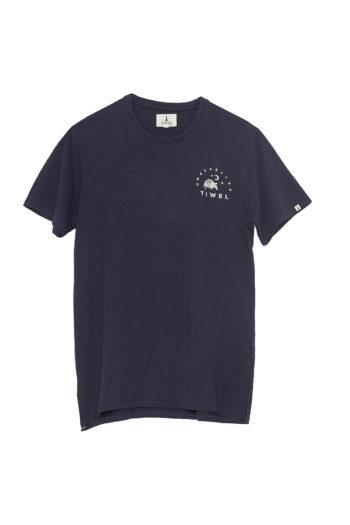 Camiseta Japan Dark Navy Delante