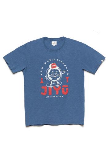 Jiyu Tshirt Real Teal 01