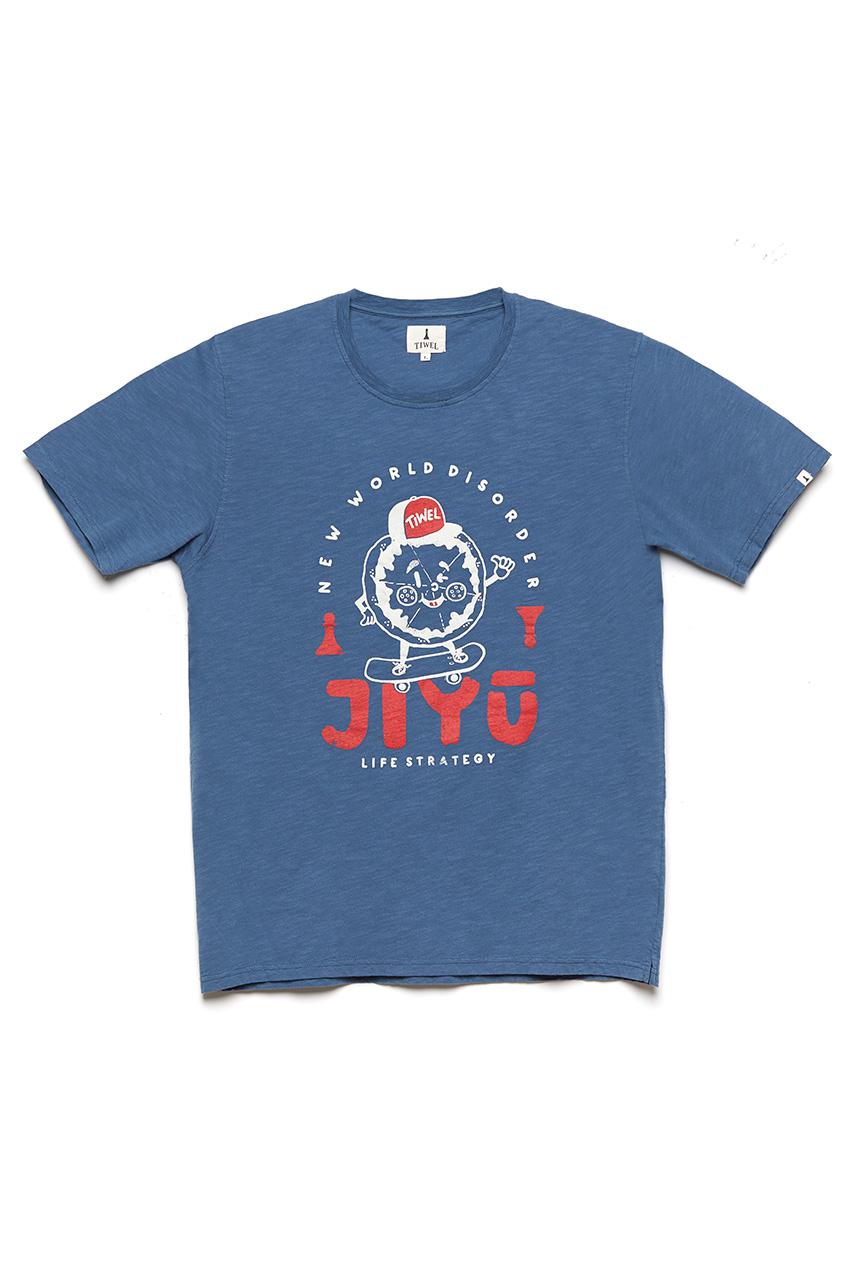 Camiseta Jiyu Real Teal 01